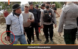 AMAN dan Jatam Desak Pencabutan Izin Tambang PT BDL dan Tuntut Penuntasan Kasus Penembakan Warga