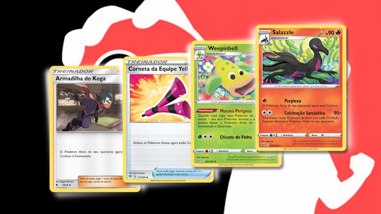 Deck Rogue Pokémon TCG