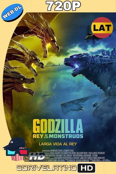 Godzilla II: El Rey de los Monstruos (2019) WEB-DL 720p Latino-Ingles MKV