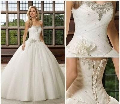 d4a596120 VESTIDO PRINCESA Características  Vestido de boda ...