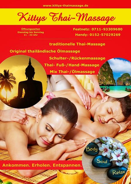 Paar Massage Stuttgart - Thai Massage Stuttgart