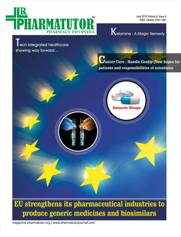 PharmaTutor Magazine June 2018
