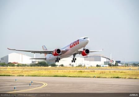 Armada Baru Pesawat Airbus 330-900NEO Lion Air