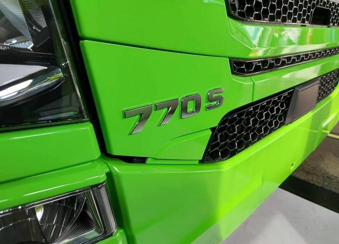 Scania pode reconquistar título de caminhão mais potente do mundo com V8 de 770 cv