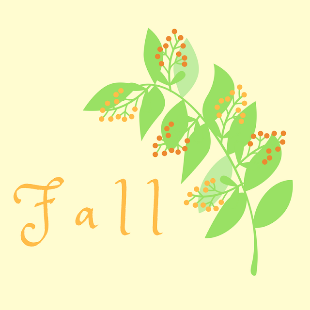 Happy Fall Sign - free printable