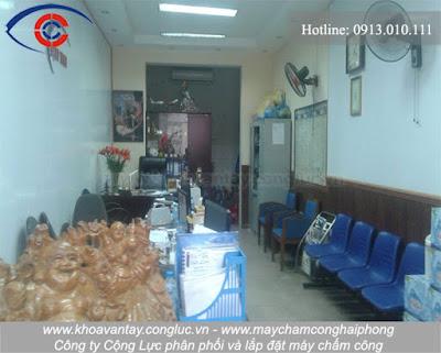 Công ty Sao Hải Phòng (HP Startour), Trần Phú, Hải Phòng.
