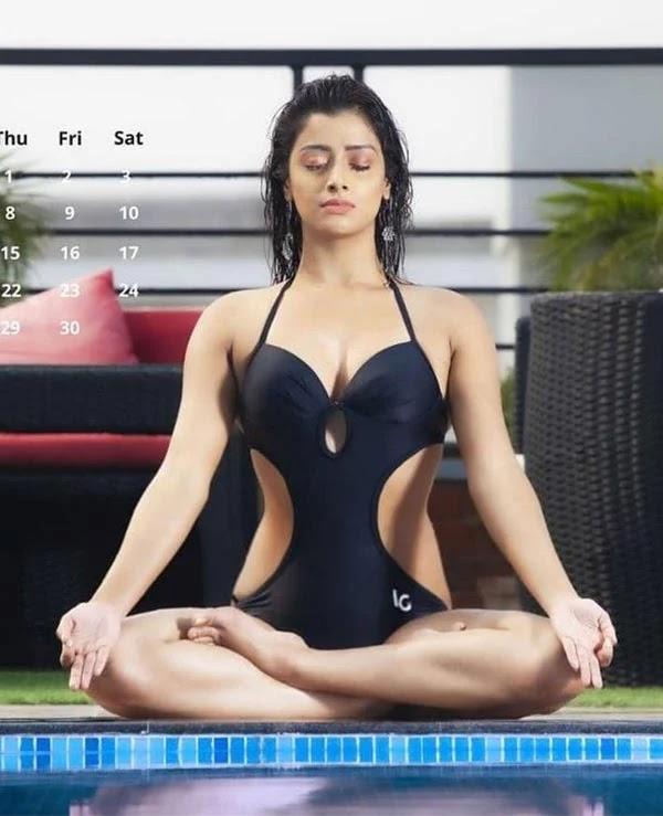 Hot photos of Koyeliya Lahiri in bikini and swimsuits - wiki bio, photoshoots, Instagram, videos.
