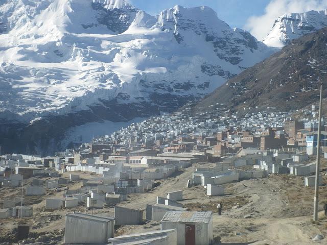 Resultado de imagem para la Rinconada (Peru)
