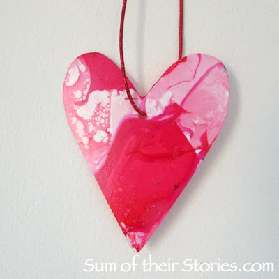 http://www.sumoftheirstories.com/2017/01/recycled-plastic-valentine-hearts.html