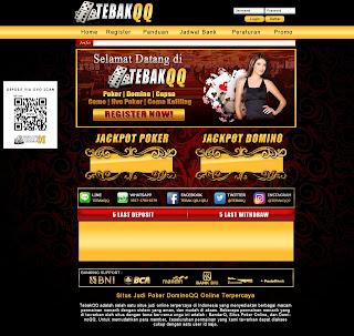 Daftar Domino Online Terbaik Dan Tepercaya TebakQQ Dengan ID Hoki