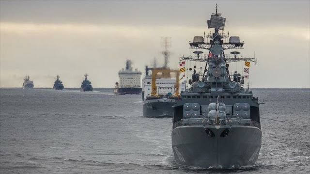 "Rusia a OTAN: Aléjate de mi ""patio trasero"" si no habrá guerra"