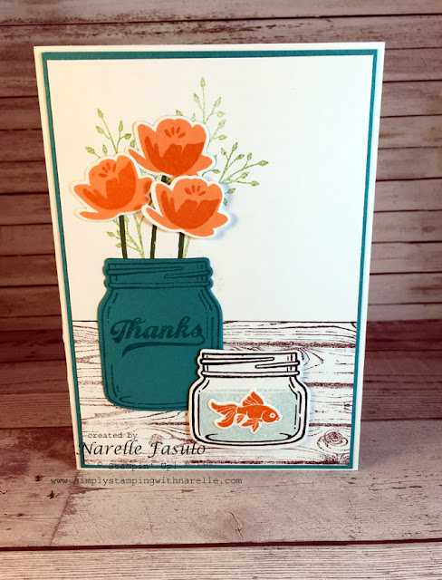 Jar of Love - Narelle Fasulo - Simply Stamping with Narelle