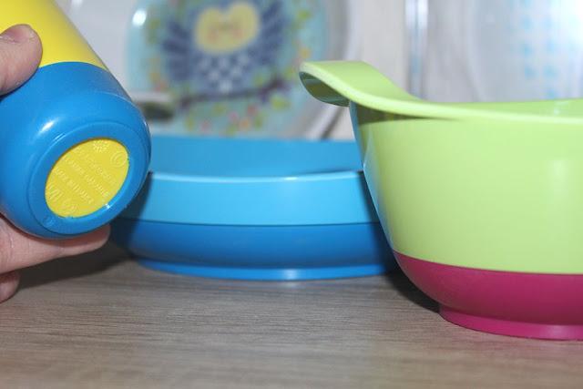 meilleure vaisselle pour bébé