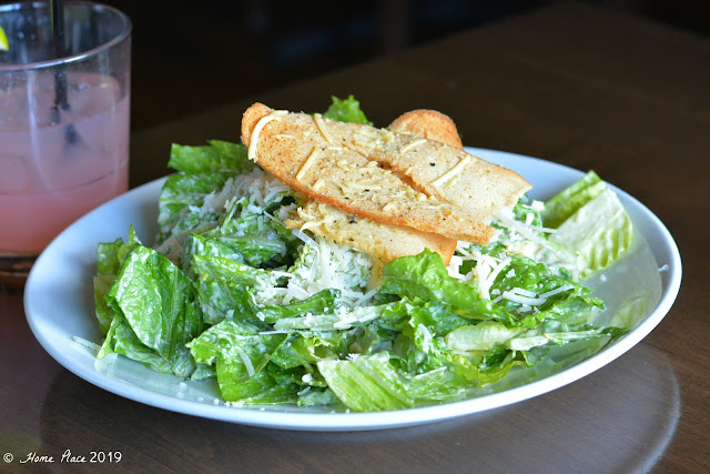 Carbone's Prime Brunch Caesar Salad