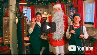 Image: personalized video message from Santa