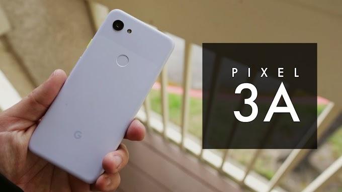SORTEIO: Ganhe Um Smartphone Google Pixel 3a