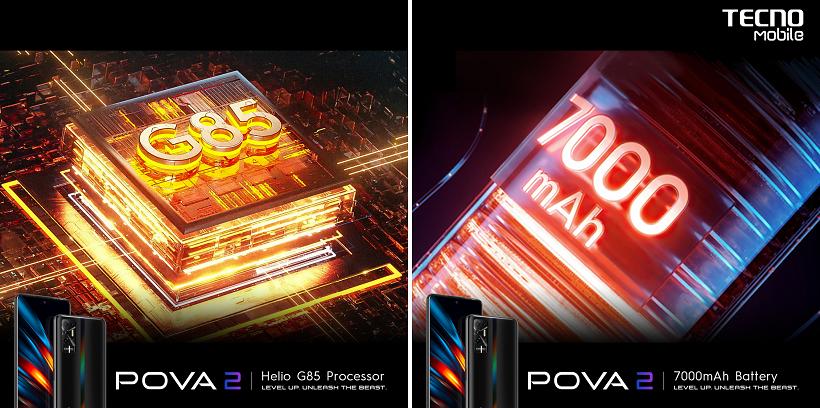 Successful TECNO Mobile's Gaming Live Stream highlights new smartphone POVA 2