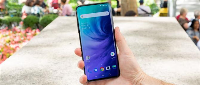OnePlus 7 Pro 5G finally receives the Android 10 update
