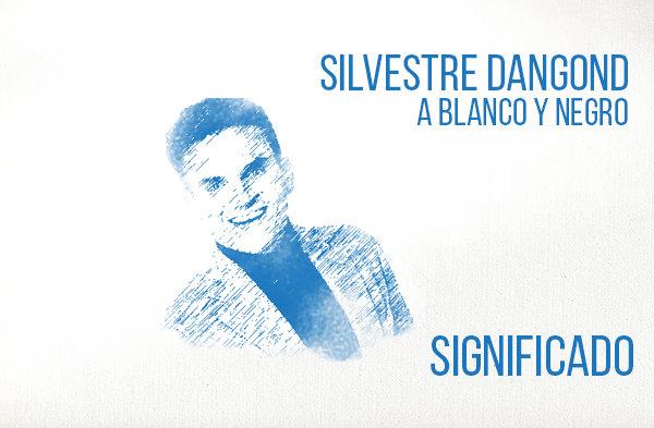 A Blanco y Negro Significado de la Canción Silvestre Dangond.