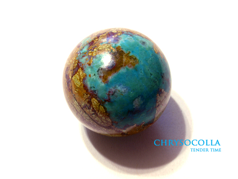 クリソコーラ 珪孔雀石 Chrysocolla