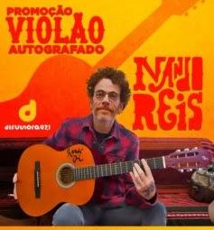 Cadastrar Promoção Difusora FM 2021 Violão Nando Reais Autografado