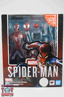 S.H. Figuarts Spider-Man Advanced Suit Box 01