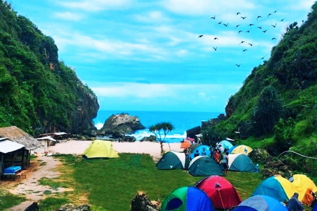 Recommended Exciting Camping Places in Jogja