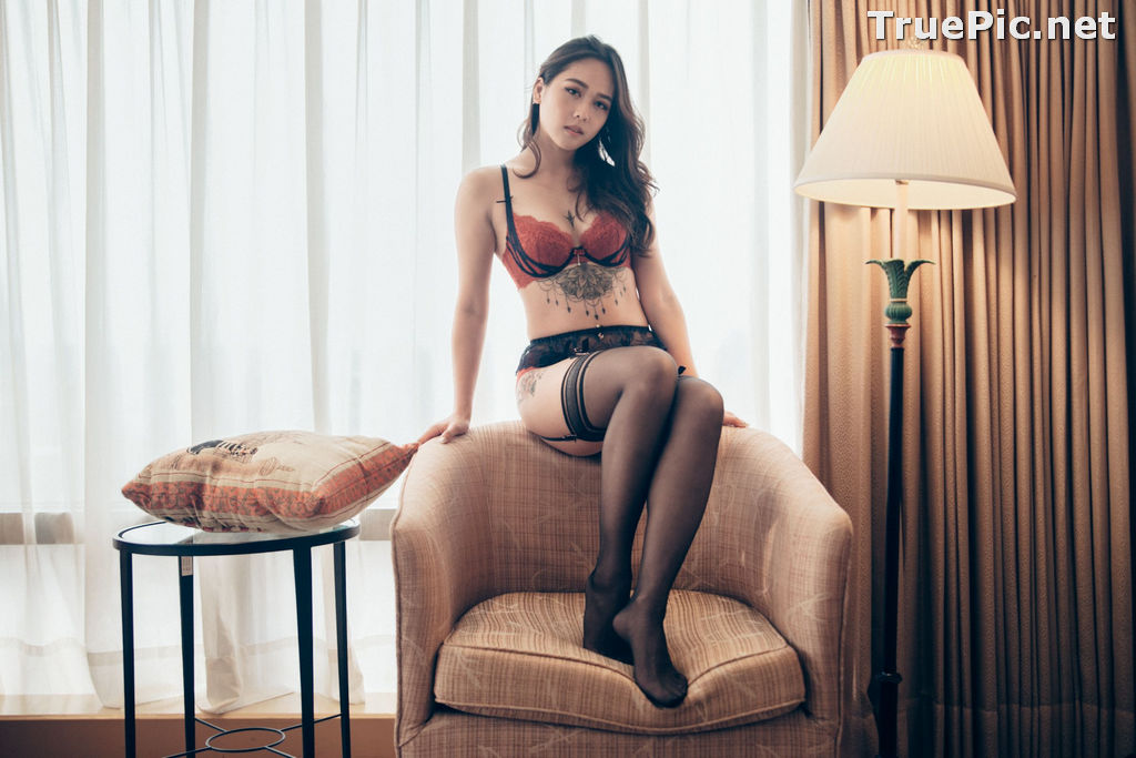Image Taiwanese Model - Sabrina - Sexy Lingerie For You - TruePic.net - Picture-9