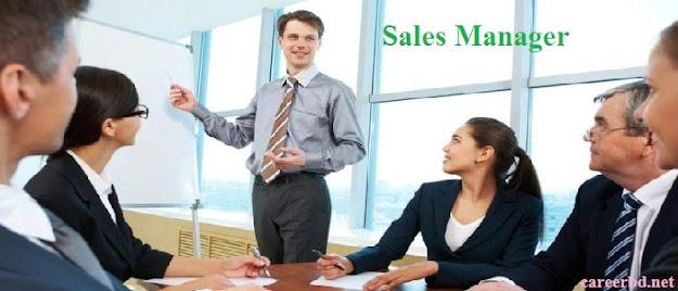 Sales Manager – বিক্রয় ব্যবস্থাপক