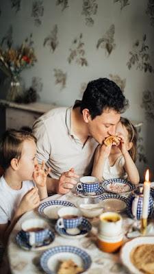eat together, healthy food habits, kids meal