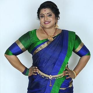 Actress Veena Nair -Bigg Boss Malayalam Season 2