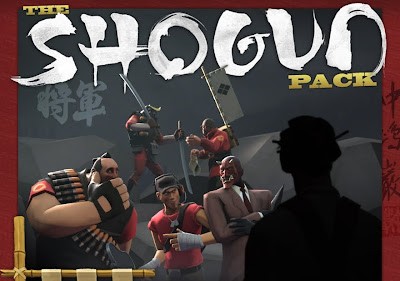 Bloggareala lui Mandiuc: Team Fortress 2 - Shogun Pack