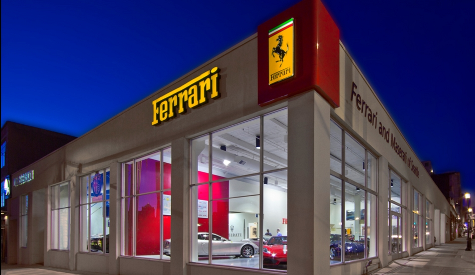 Alfonso Faustino Alfonso Faustino Ferrari Dealerships