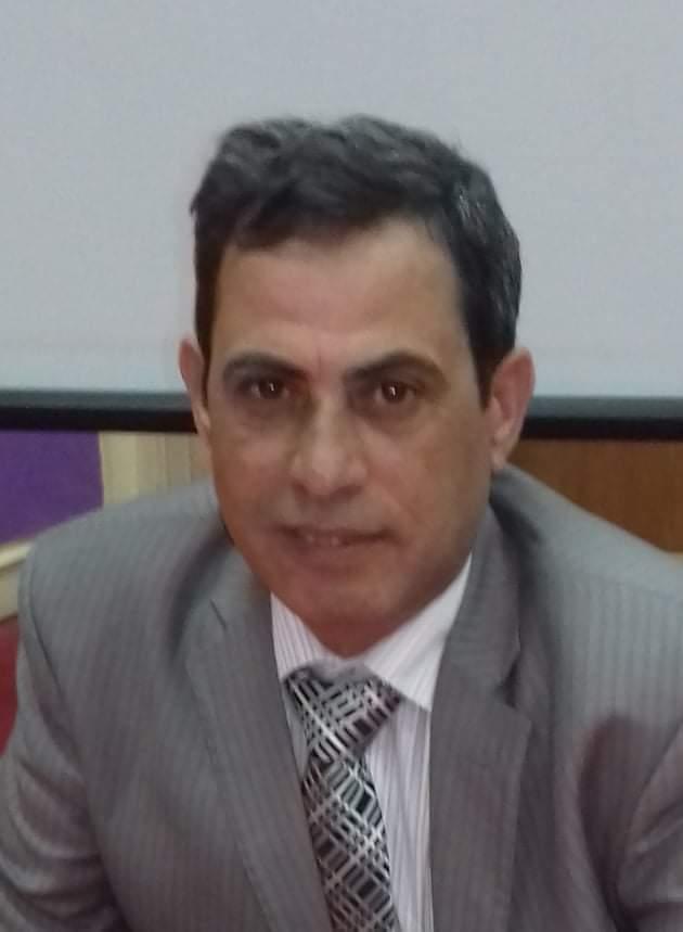 أسرة جريدة الأهرام إيجبت نيوز تتمنى الشفاء العاجل للدكتور محمود الأخرسي