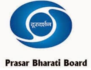 Jobs in Prasar Bharati