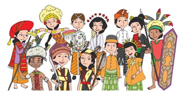 Bentuk-Bentuk Keragaman Sosial dan Budaya di Indonesia