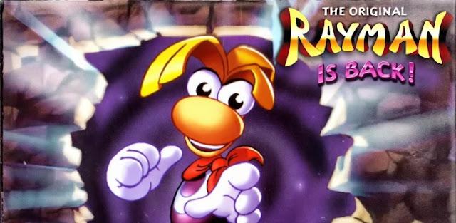 Rayman Classic Android FULL APK İndir