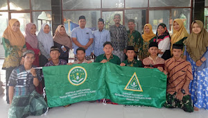 Perkuat Organisasi, IPNU-IPPNU Gembong Minta Wejangan Sayyid Muhammad