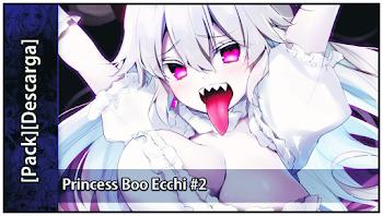 Princess Boo Ecchi #2 [Pack]