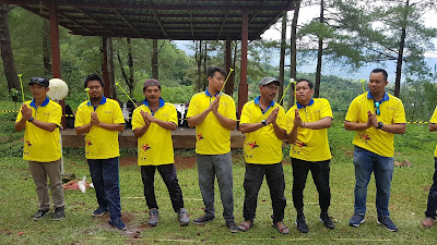 Outbound Training dan CityTour 2