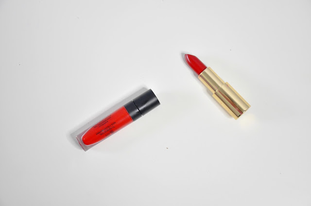 golden rose longstay liquid matte lipstick 18, pierre rene royal mat lipstick 18 aurora red
