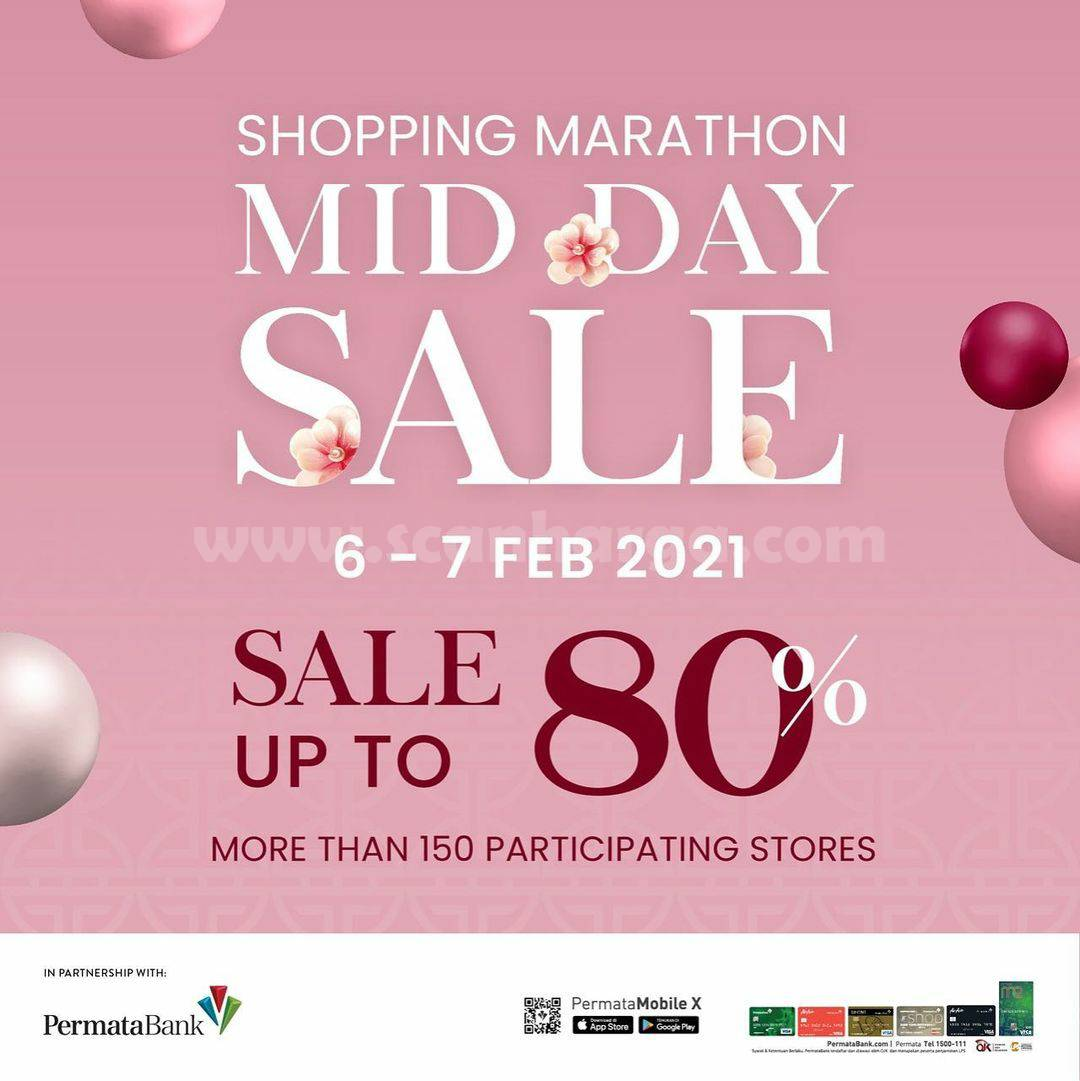 SHOPPING MARATHON MID DAY SALE! up to 80%