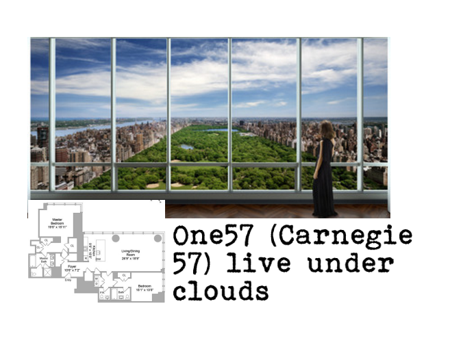 One57, apartaments, One57, Apartment, Manhattan, New York