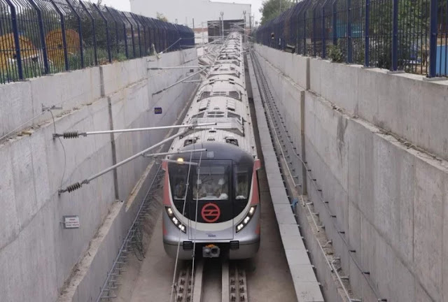 Metro Phase-4: Construction of first corridor begins soon.