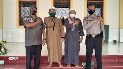 Tindak  Lanjuti  S.E MENTERI AGAMA NO. SE. 07 TAHUN 2021, Polres Dairi Rakor Dengan Tokoh Agama Islam.