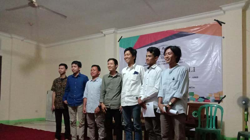 HMB Minta KPK dan Polda Banten Awasi Rapid Test di Banten