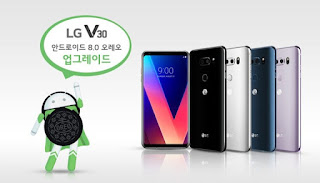 LG V30 and V30+ Oreo update now officially rolling out