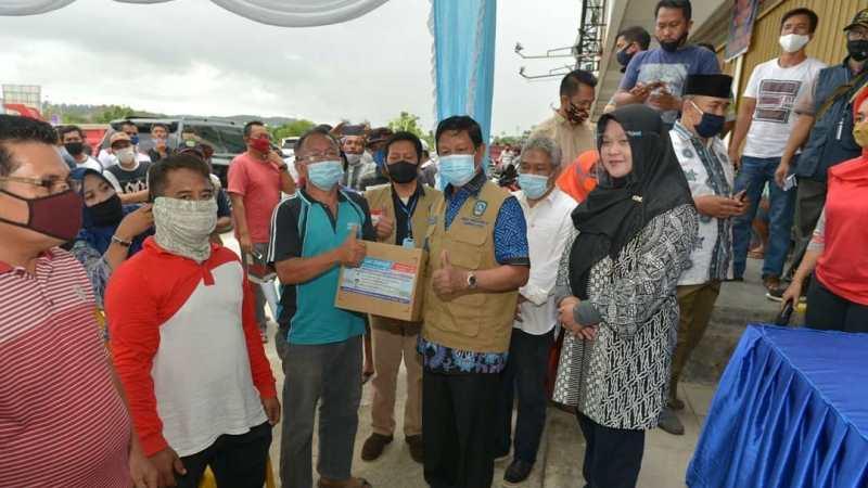 Kenaikan Harga Sembako, Gubernur Kepri Pastikan Cek Penyebabnya
