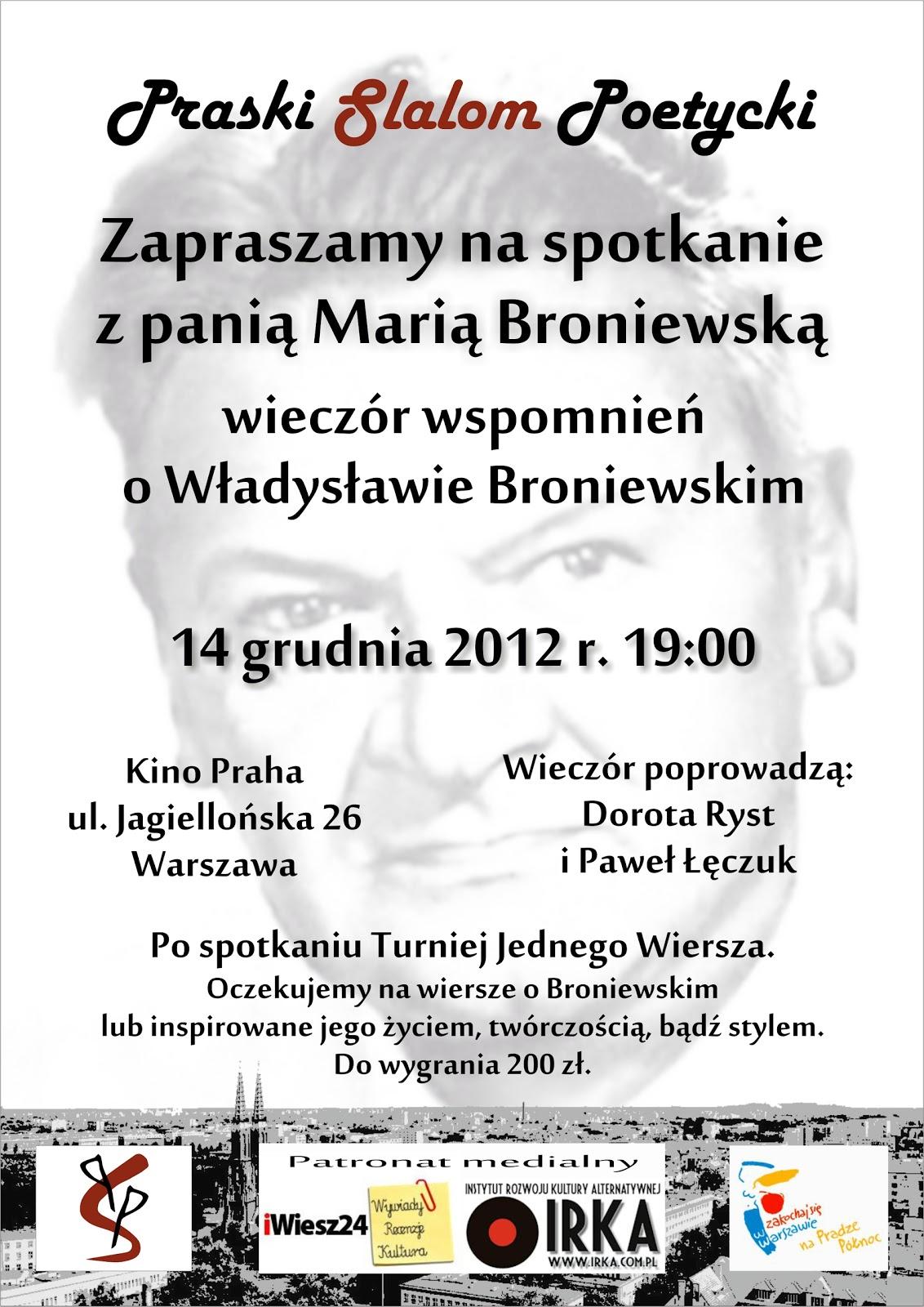 Mandragor Przez Pryzmat Mówi Władysław Broniewski