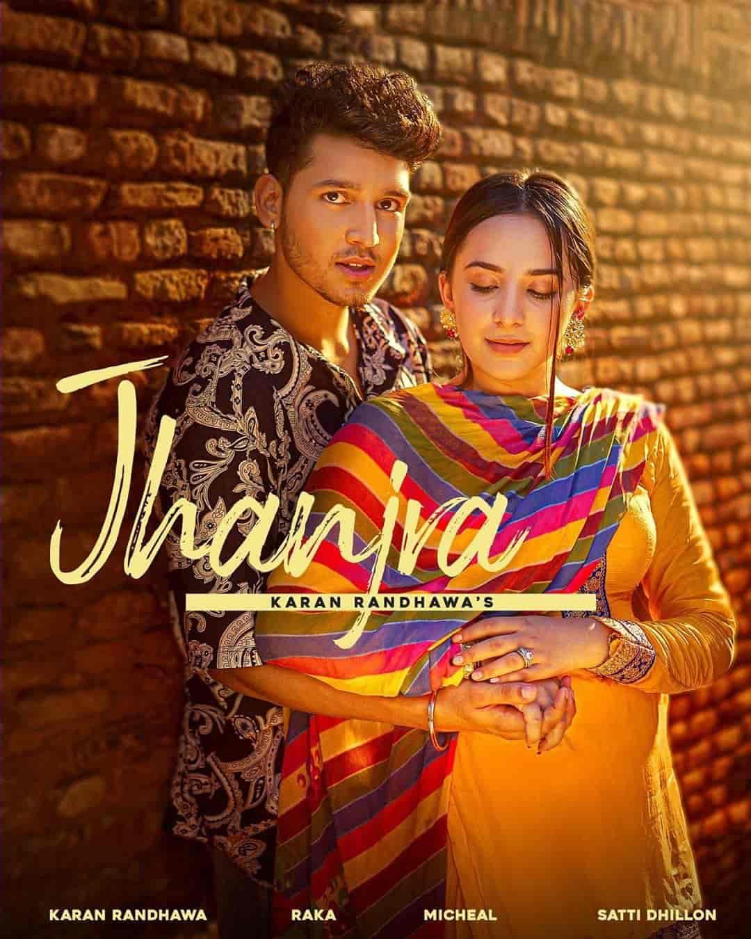 Jhanjra Punajbi Song Image By Karan Randhawa